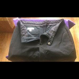 Calvin Klein pinstripes blank dress pants
